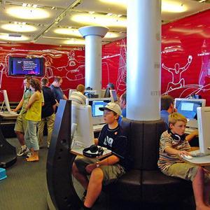 Интернет-кафе Северного