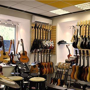 Музыкальные магазины Северного