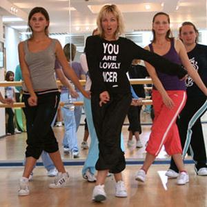 Школы танцев Северного